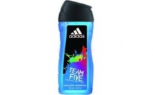 ADIDAS Team Five - sprchový gel 250 ml