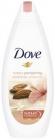 DOVE  Mandlový krém s květy ibišku tělový šampon 500 ml