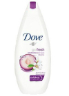DOVE Go fresh rebalance švestka  sprchový gel 500 ml