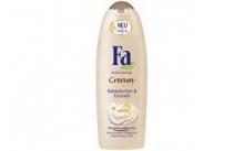 Fa Cream & Oil - Cacao Butter & Coco  250 ml sprchový gel