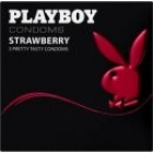 PLAYBOY  Strawberry 3 ks pánská ochrana