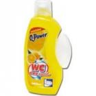 Q Power Citrus WC gel Citrus 400 ml